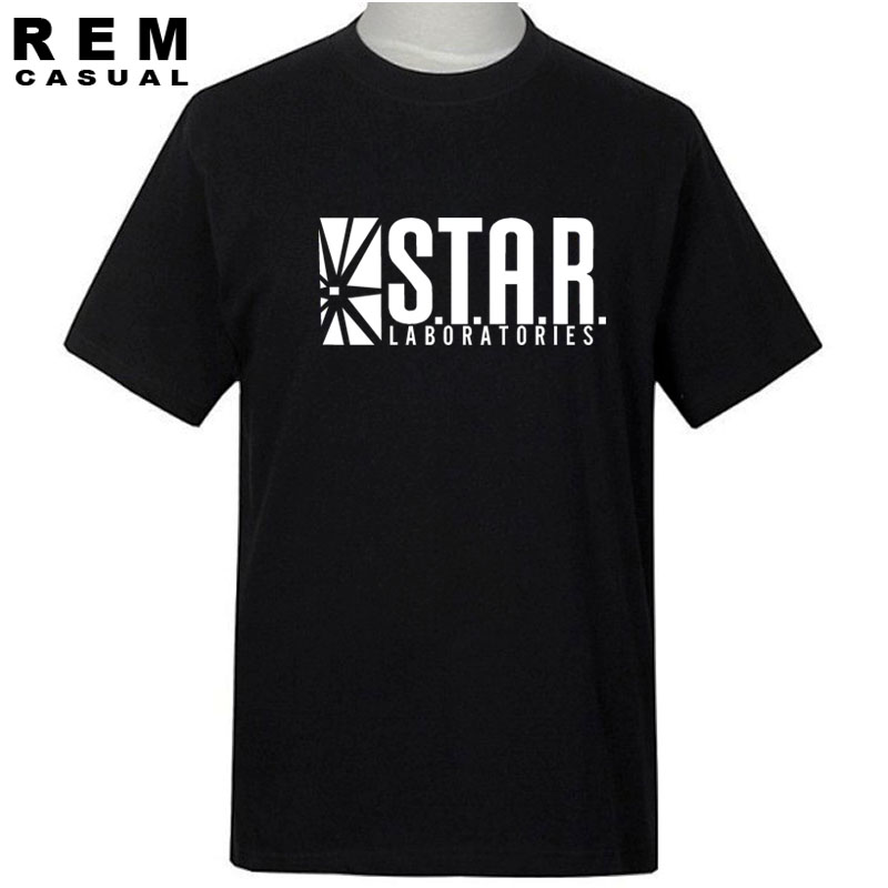 Funny American Drama The Flash T Shirts Star Laboratories