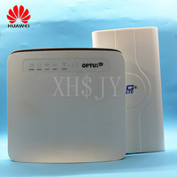 Unlocked Used Huawei 3G/4G Routers E5186 E5186s 61a 4G LTE CPE Wireless Router with Antenna 4G CPE Router with SIM Card Slot