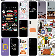 Friends Together Silicone Case For Xiaomi Pocophone