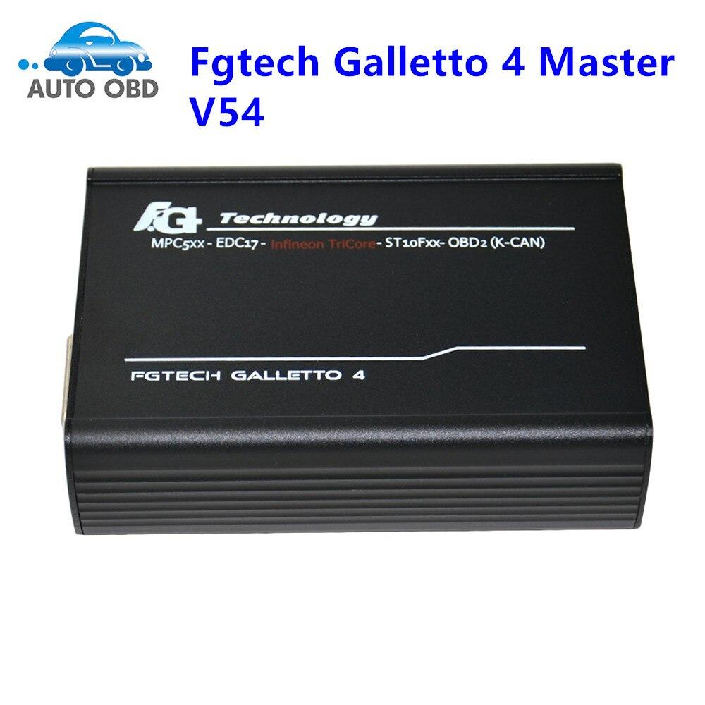 Prix pour Fgtech Galletto 4 Maître v54 Fgtech FG Tech Galletto 4 ensemble Complet Maître FGTech BS Soutien BDM Fonction Livraison Gratuite