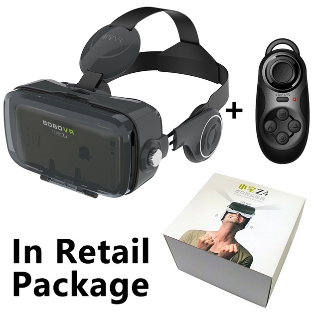 US $22 99 50% OFF|BOBOVR Z4 3D VR Glasses Virtual Reality Headset Google  Cardboard VR Goggles for iPhone 7 8 Plus Samsung S8 4 7~6