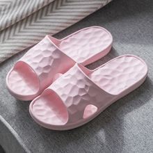 New home slippers summer sandals and slippers women's indoor non-slip sandals home bathroom care shoes