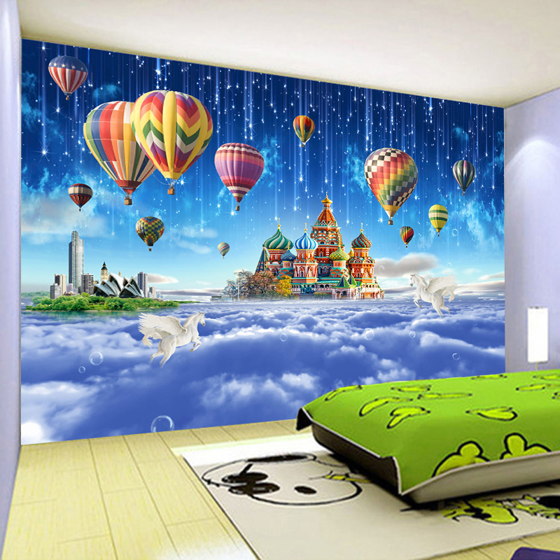 Castle Wall Mural castle wall mural promotion-shop for promotional castle wall mural