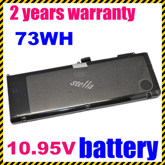 "JIGU Новый 73Wh Аккумулятор Ноутбука A1321 для APPLE MacBook Pro 15 ""A1286 MB985 MC986 MC118 MC371 MC372 MC373 Серии"