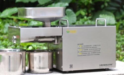 Presse à huile automatique presse à froid chaude extracteur d'huile expulseur presseur Machine en acier inoxydable presse à huile noix d'olive Machine