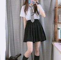 2019 jk uniform bow tie cute japanese korean school uniform accessories bow knot tie bowties design knot cravat necktie