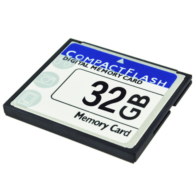 Image 2 - Real Capacity !!! 32GB Professional CF Card 32G Compactflash Card CF Memory Card For Camera-in Memory Cards from Computer & Office