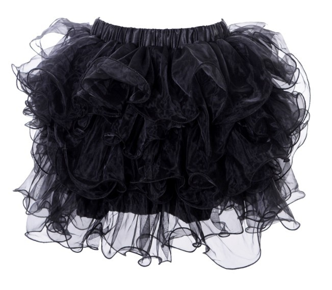 Corset TuTu Skirts of various colours mini skirts 3771
