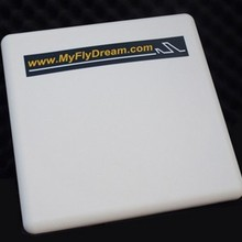 5.8G 23dbi High Gain Receiving Plate Antenna for MFD Tracker System