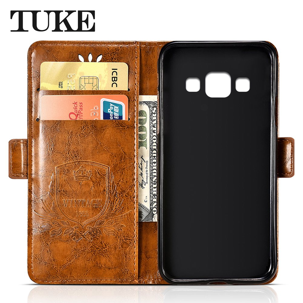 quality design 988bc 53664 Flip Wallet PU Leather Cover For Samsung Galaxy J7 2016 J710 SM J7108 SM  J7109 Soft TPU Back Cover Book Style