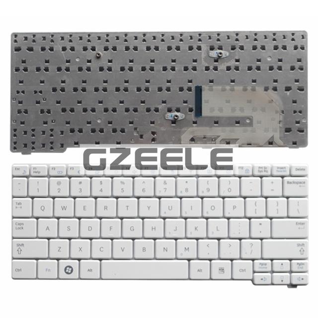 Inglés teclado para samsung n150 n143 n145 n148 n128 n148p N158 NB30 NB20 N102 N102S NB30P N100S EE.UU. portátil blanco teclado