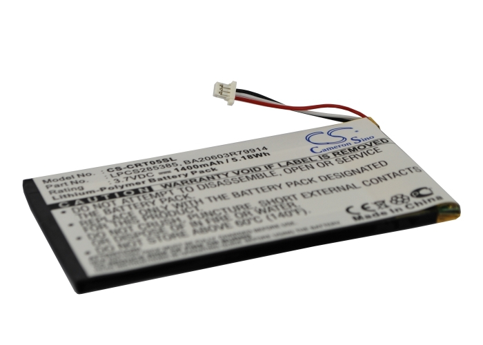 Discount MP3,MP4,PMP Battery For Zen Vision M 30GB (P/N BA20603R79914,LPCS285385 )