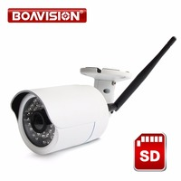 HD 720P 1080P WIFI IP Camera Outdoor Bullet Home CCTV Security Camera ONVIF Wi Fi Wireless