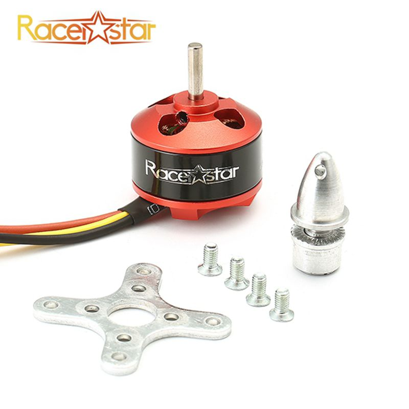 New Arrival Racerstar BR2208 1100KV 2-4S Brushless Motor For RC Mode lyncmed endodontic treatment wireless endo motor handpiece surgical brushless motor reciprocating cutting mode
