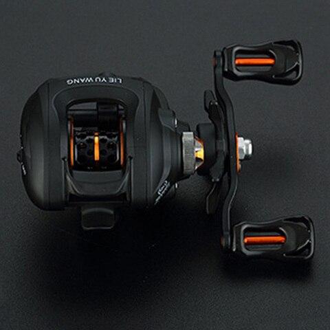 freio magnetico roda de pesca 5 kg arraste carpa carretel