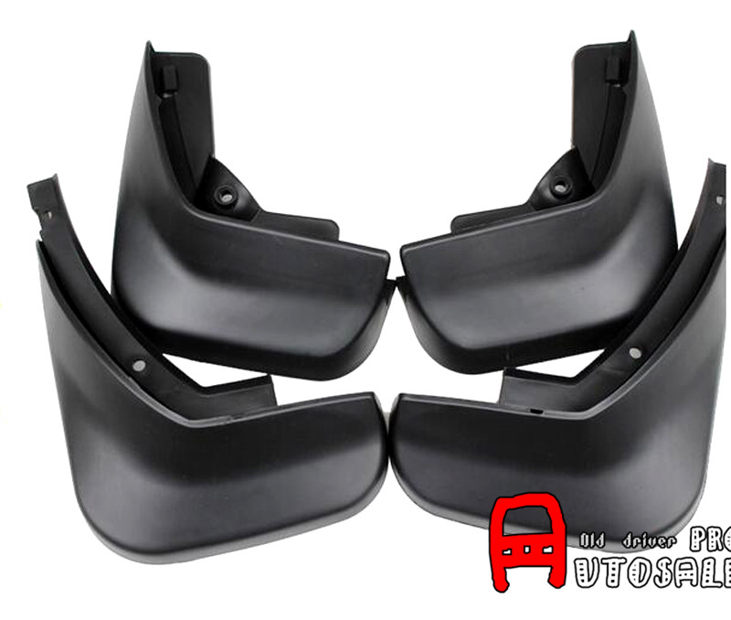 For Audi A6 C5 C6 2005 2007 2008 2009 2011 Quality Exterior Molded Splash Guards Mud