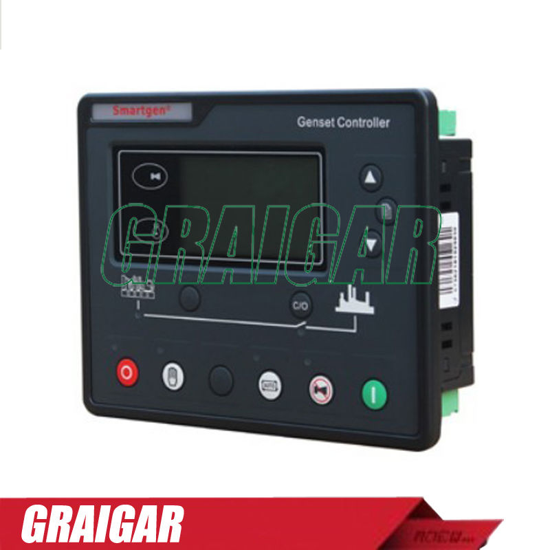 New Smartgen HGM7210CAN Generator Controllercontrols genset to start or stop automatic by remote start signalNew Smartgen HGM7210CAN Generator Controllercontrols genset to start or stop automatic by remote start signal