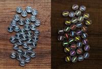Selbst-leucht 25 Jahre DIY Titan Chip 1 5x6mm Tritium Rohr Patch Leuchtende Tritium Gas Lichter Signal lichter EDC Multi Werkzeuge
