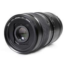 Meking 62mm F2.9 2:1 2X Standard Prime Ultra Makro-objektiv für APS-C DSLR Kamera mit Freies CPL Filter PK NEX M4/3 E Berg Verfügbar