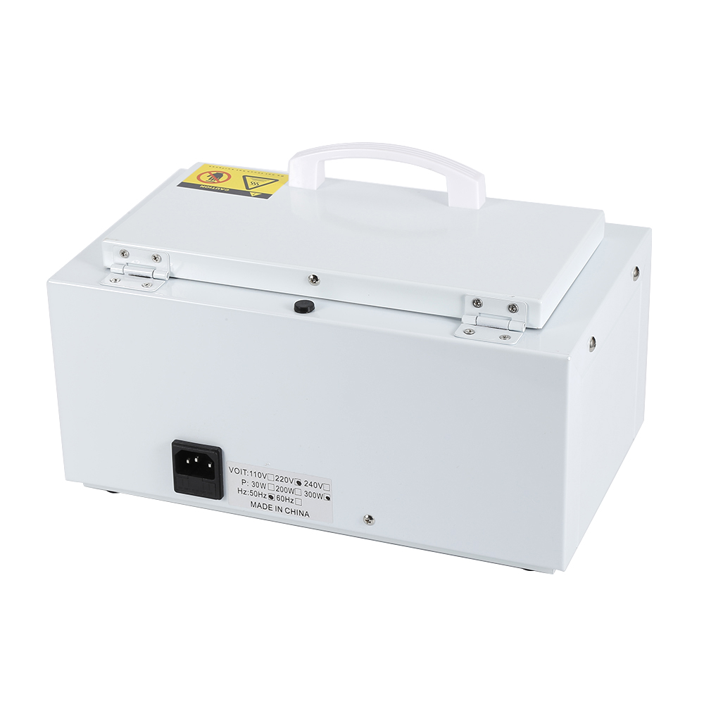 3/2/1 шт. маникюрный салон стерилизатор коробка высокого Температура дезинфекционный шкаф Портативный съемный Нержавеющаясталь насоса HWC - 6