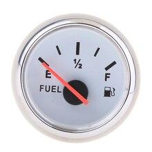 52 мм водонепроницаемый Указатель уровня топлива электрический цифровой датчик уровня топлива для универсальных лодок автомобилей грузовиков RV кемперов инструменты