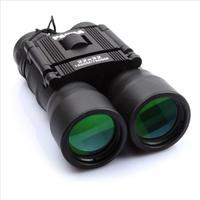 2017 Upgraded 22x32 Night Vision Binoculars Telescope Wide Angle Optical Lens Zoom Portable Folding Binocular Spy