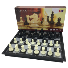Portable Magnetic Chess Set