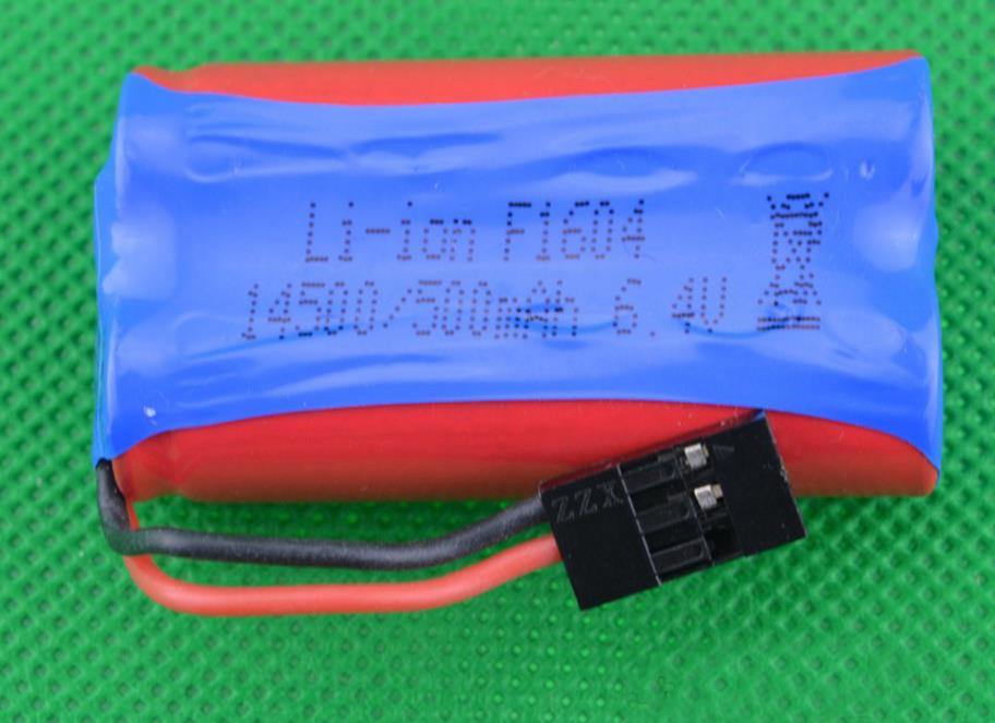 <font><b>HBX</b></font> <font><b>2098B</b></font> HBX2098B 1/24 4WD Mini Car Spare <font><b>Parts</b></font> 6.4V 500mah battery image