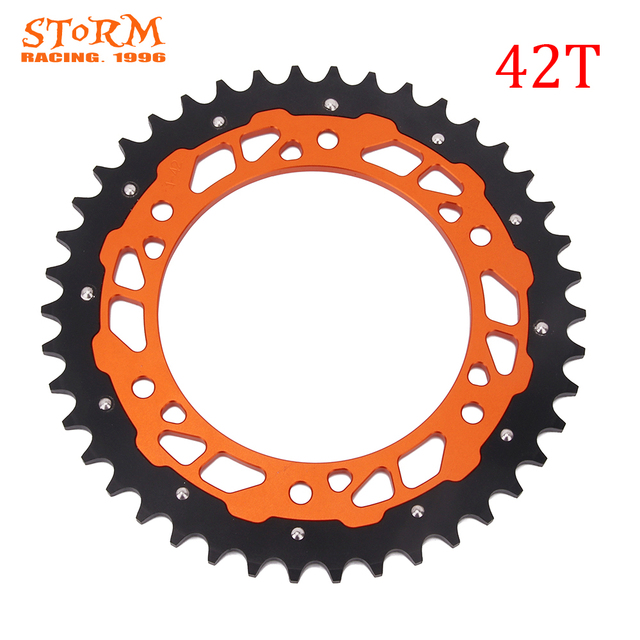 Primary Drive Rear Steel Sprocket 49 Tooth for KTM 350 SX-F 2011-2018