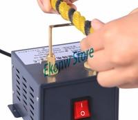 220V 30W Electric rope cutting machine, ribbon lace melting heat cutting machine, multi purpose electric scissors