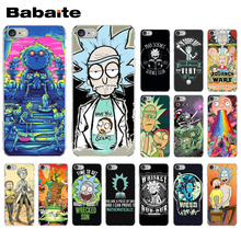 Rick And Morty Pattern TPU Soft Phone Accessories Cell Phone Case for Apple iPhone 8 7 6 6S Plus X XS MAX 5S SE XR Mobile Cover yinuoda animals dogs dachshund soft tpu phone case for apple iphone 8 7 6 6s plus x xs max 5 5s se xr mobile cover