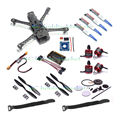 FPV Quadcopter X500 500 500mm Frame Kit APM2.6 + 2212 920kv Motor 30A Simonk ESC w/ NEO- M8N 8N GPS 1045 Props For TBS Discovery