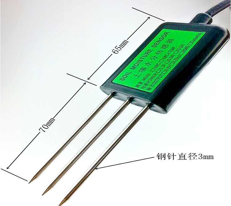 Soil moisture sensor 0 2V output moisture range 0 100% without temperature measurement Soil Sensor - 2