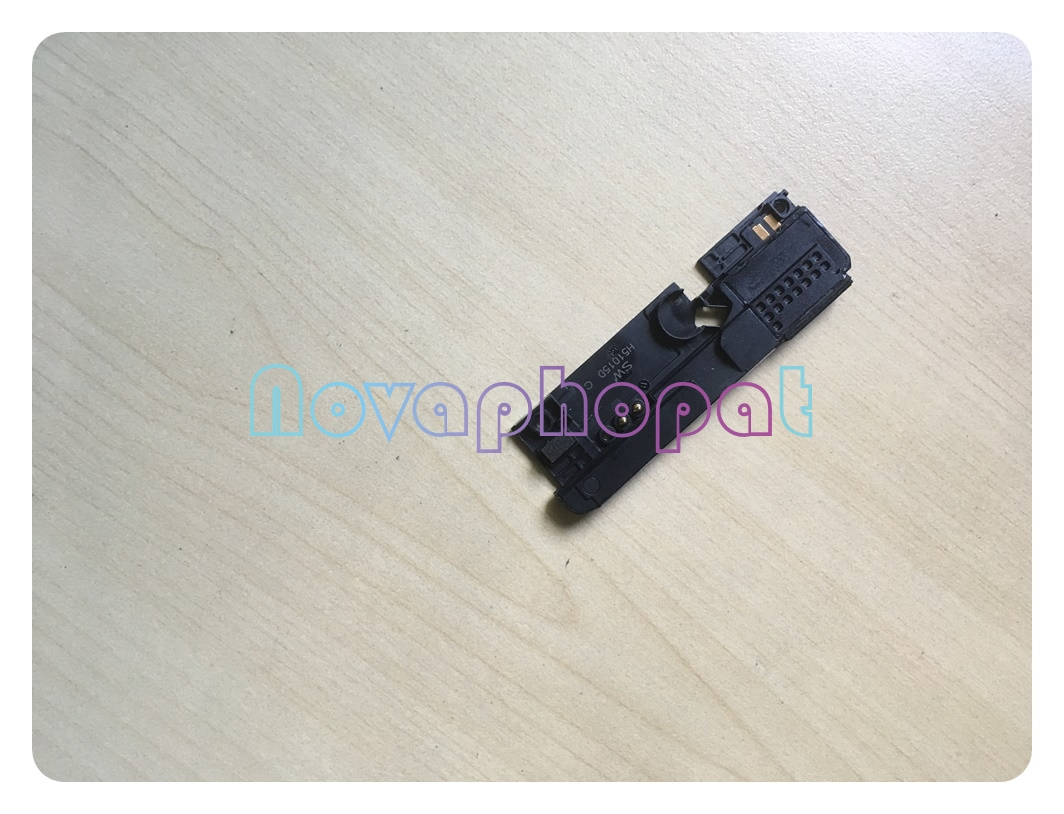 Novaphopat For Sony Xperia M4 Aqua Buzzer Ringer Loudspeaker Loud Speaker Flex Cable Replacement + Tracking
