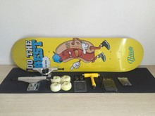 2016 PRO complete skateboard with Brand PRIVATE deck 8 with skateboard parts combination for special line