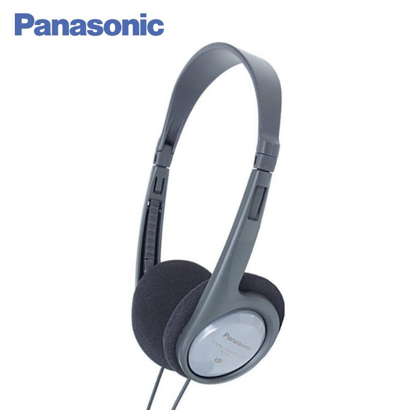 Panasonic RP-HT090E-H Earphone wired noise cancelling earphone sound headphones stereo headset.