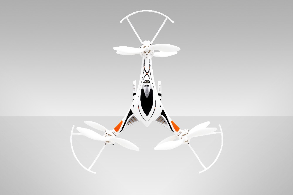 Cheerson CX-33S 2.4GHz 4CH 6Axis UAV 2MP Camera Helicopter 5.8G FPV Video LED Light 3D Filp/Rolls Height Hold  RC Aircraft Drone