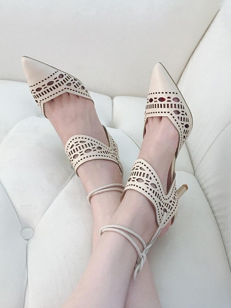 Troupeau D'été talon Ajouré De Chaussures Cheville Pour Mince Soirée Pic As Protège Sangle Femmes Talons Sandales Femme Spartiates as Pic p1640qw