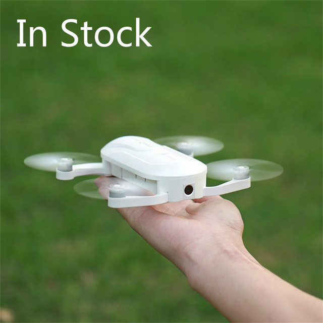 Dobby Mini RC Quadcopter Pocket Selfie Drone FPV With 4K HD Camera and 3 Axis Gimbal