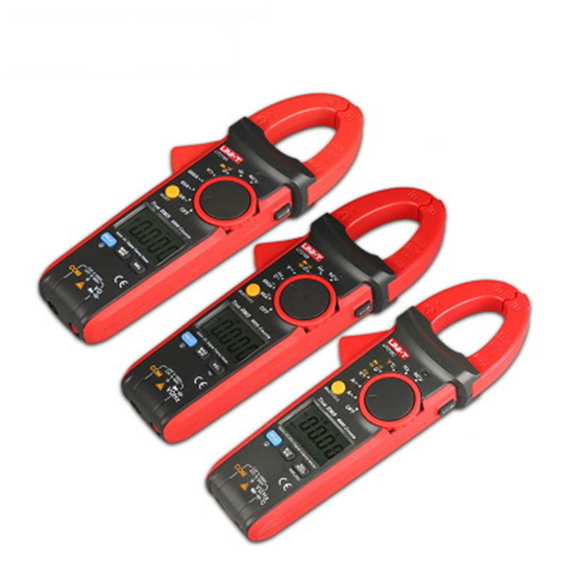 UNI-T UT216A UT216B UT216C Digital Clamp Meter Non-contact voltage detection with LED indication 600A AC current measurement ulyde uni t ut202a ac clamp meter 600a