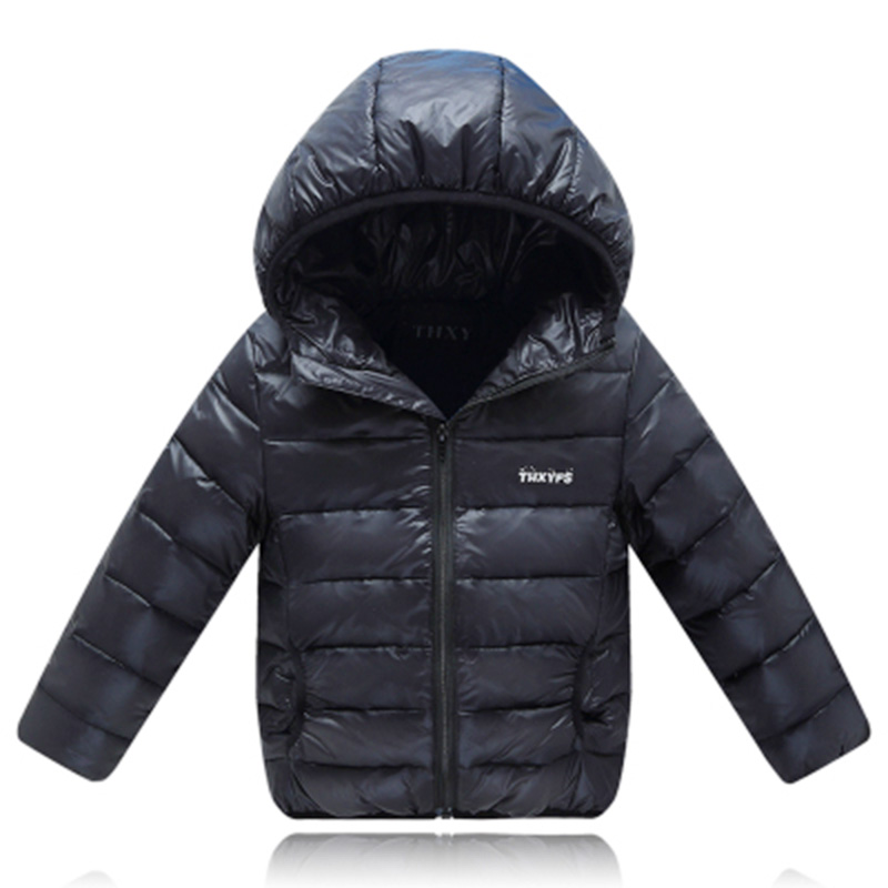 Dimord Hoodie Duck Thick Coat Outerwear Infant Down Jacket Kids Clothes Manteau Garcon Baby Girl Down Jacket 70Z018