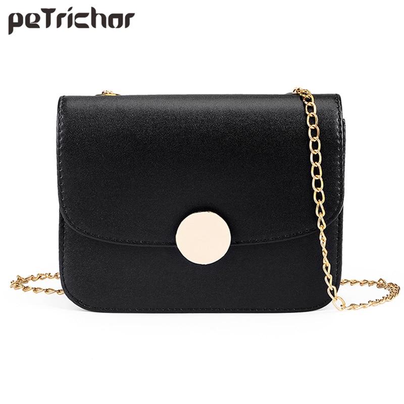 작은 여자 가방 어깨 솔리드 레이디 플랩 디자이너 핸드백 걸스 여자 패션 브랜드 여자 블랙 가방 Bolsa Feminina