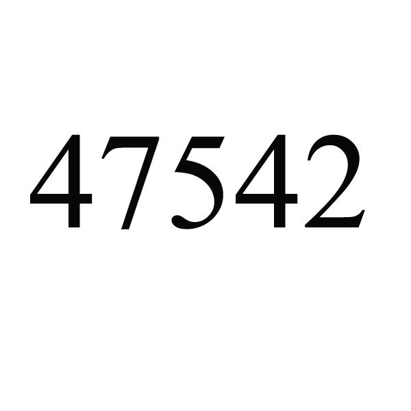 47542 #