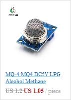 1 шт. DS1820 пакет из нержавеющей стали водонепроницаемый DS18b20 датчик температуры 18B20 для arduino