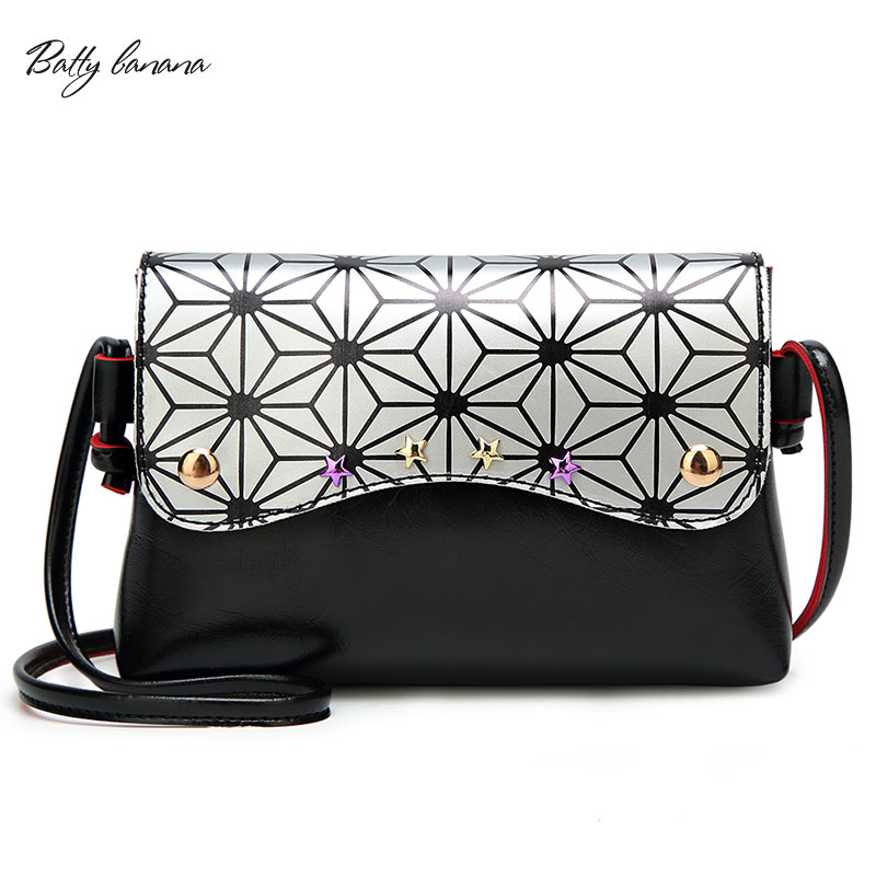 BATTY BANANA Crossbody Small Bags For Women Designer Woman Handbags Shoulder Bag 2018 Messenger Bags Mini Purses and Handbags
