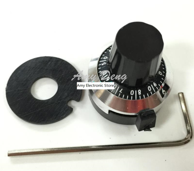 Multi Turn Potentiometer Knob Cap XSN III 4 Aperture 4MM Applicable