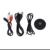 Multi-Ponto Bluetooth4.0 Sem Fio Transmissor de Áudio Música Adaptador Transmissor de Áudio com 3.5mm Jack para TV/DVD/MP3