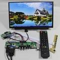 TV/PC/HDMI/CVBS/RF/USB tarjeta de control LCD + 11.6 pulgadas N116HSE-EJ1 1920*1080 IPS LCD
