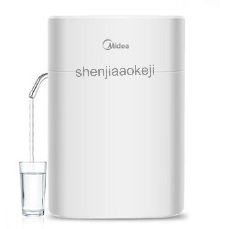 Household water purifier straight drinking machine kitchen intelligent ultrafiltration water purifier tap water pre-filter water purifier straight drinking water