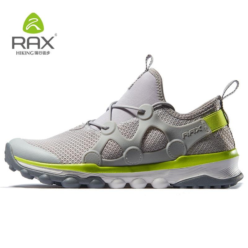 Rax chaussures de randonnée pour hommes antidérapant baskets de randonnée en plein air pour hommes chaussures de montagne légères respirant chaussures de plein air escalade